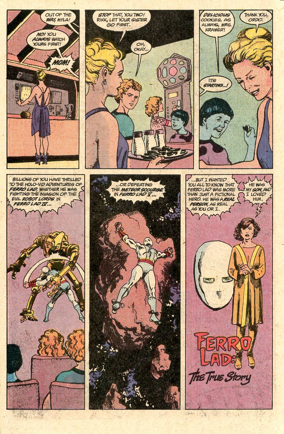 Read online Secret Origins (1986) comic -  Issue #47 - 7