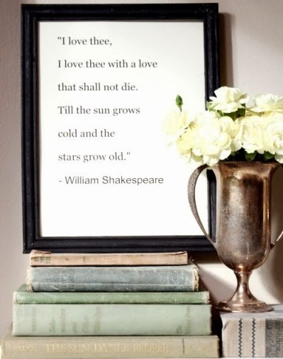 Shakespeare Quotes (Quotes About Moving On) 0250 2