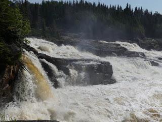 Rivière aux Rochers - Port-Cartier - Québec - Canada