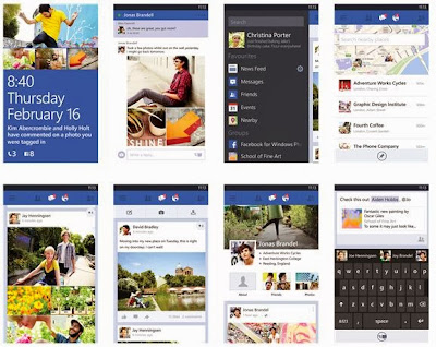 fb for windows phone