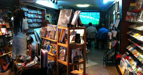 Sankofa Video Books & Cafe in Washington, DC
