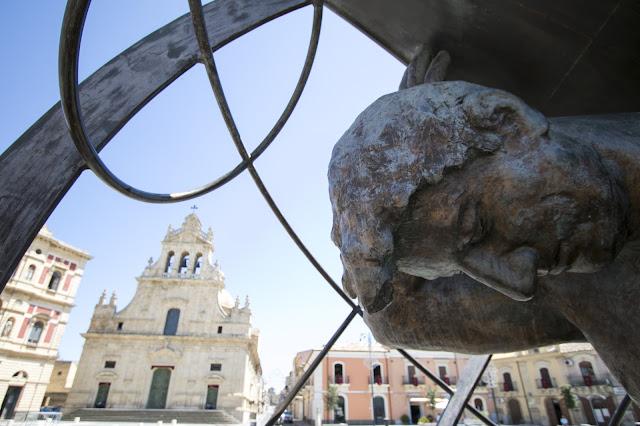 Piazza Carlo Maria Carafa-Grammichele
