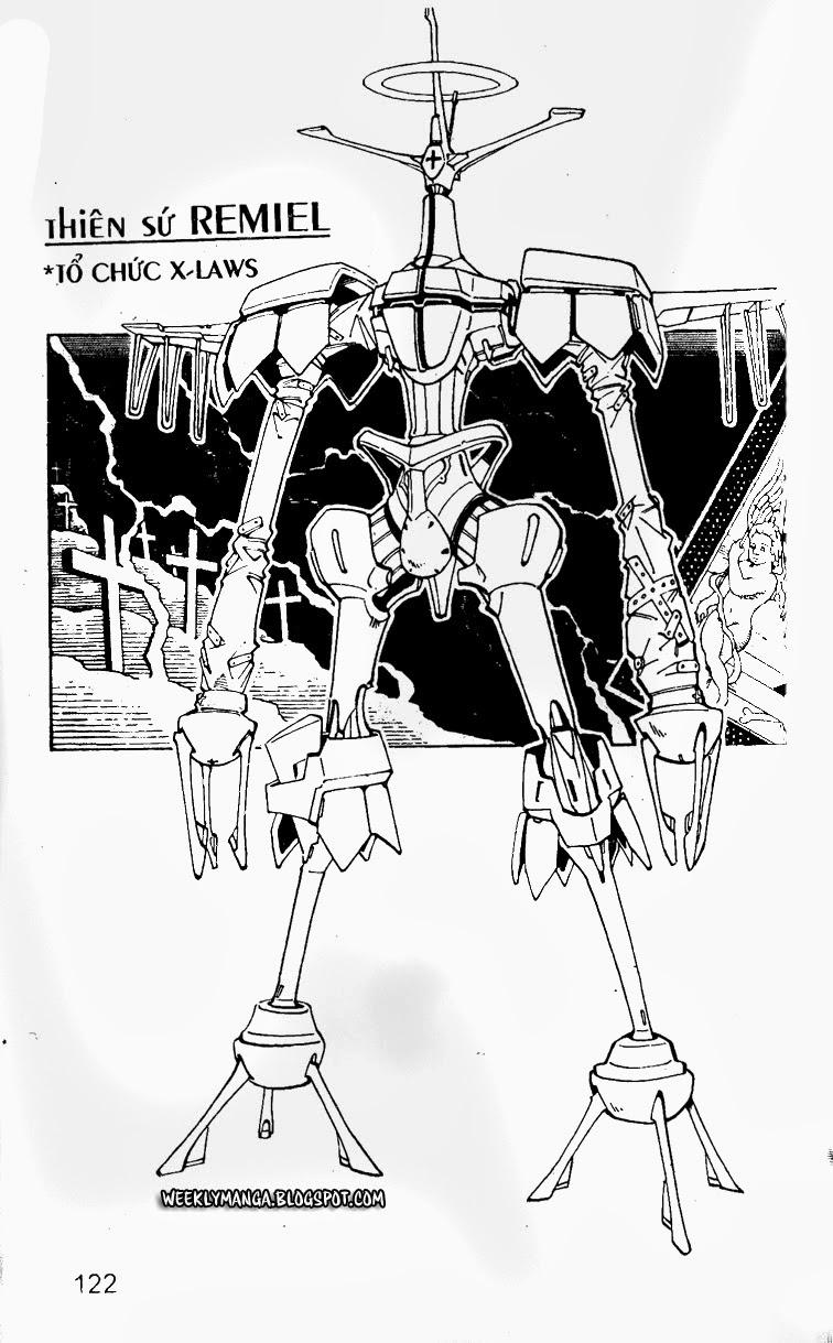 Shaman King [Vua pháp thuật] chap 103 trang 17