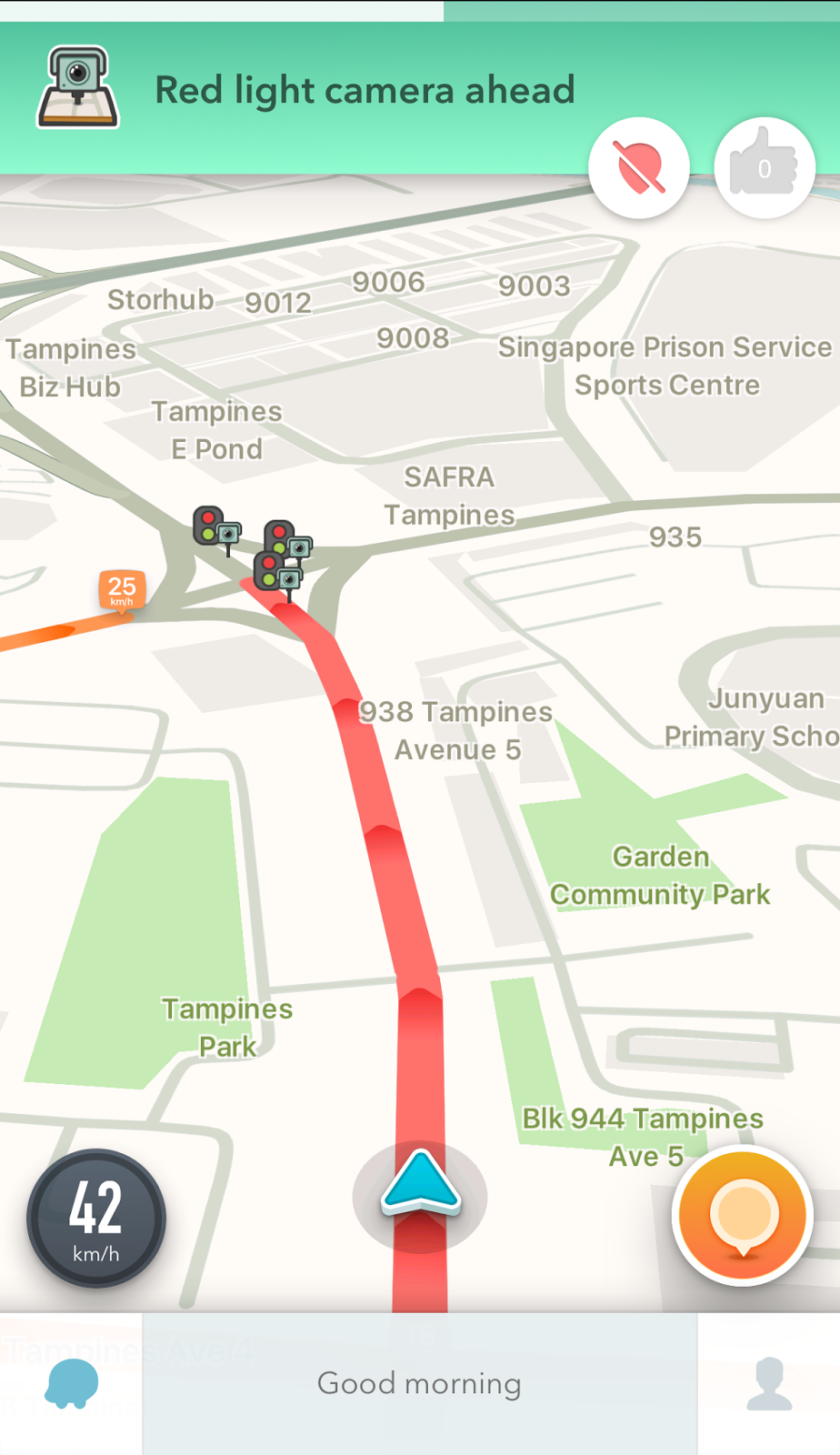 FREE ANDROID APP] Waze: Outsmarting Traffic, Together  A GPS, Map