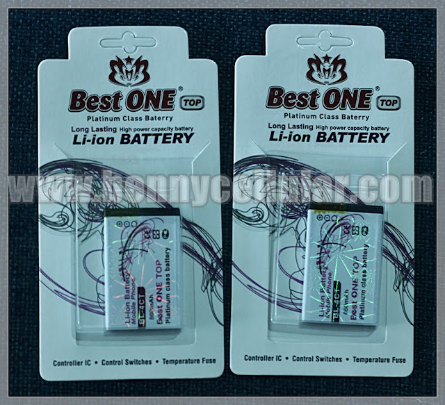 BATTERY BEST ONE TOP BL-4CT