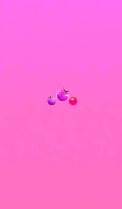 Summer tomato pink red