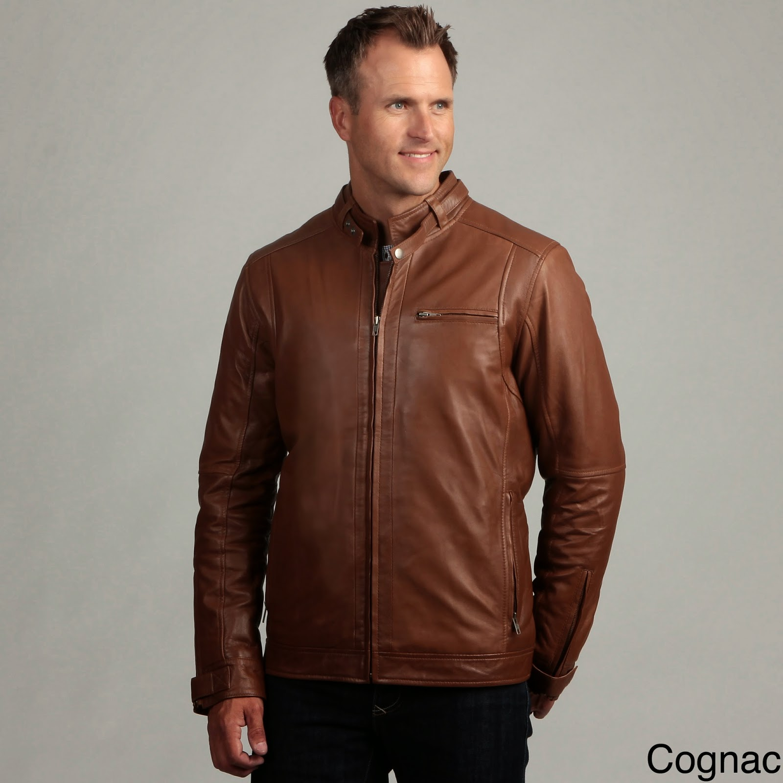 Overstock leather jackets