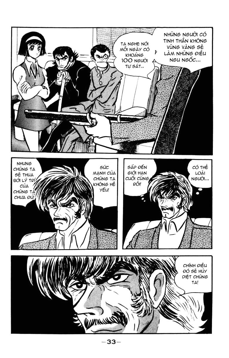 DevilMan chapter 22.1 trang 28
