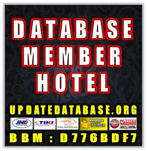 Jual Database Nomor HP Member Hotel
