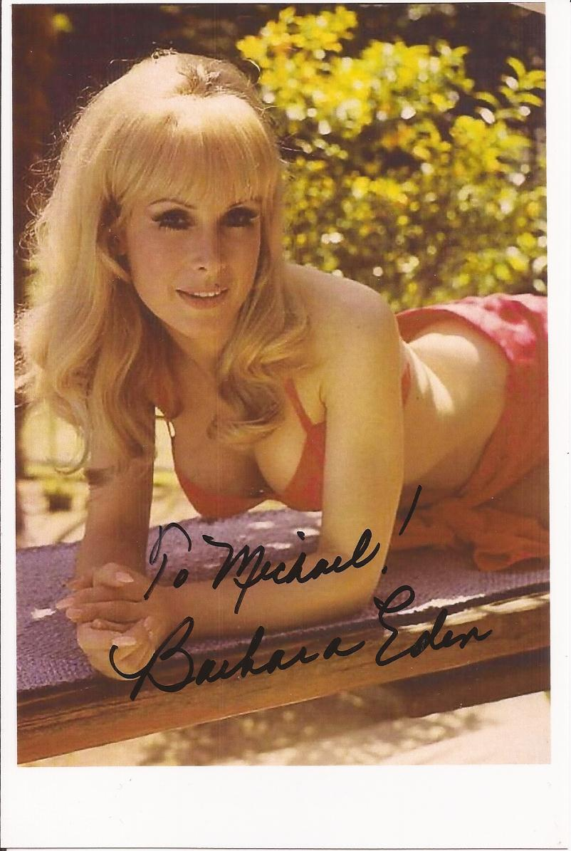Barbara Eden Sexy Photos