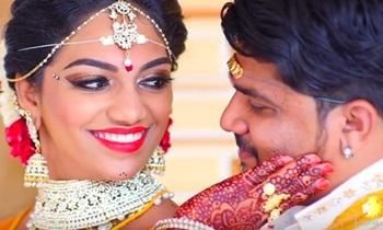 Malaysian Indian Wedding Of Sathis & Shoobi