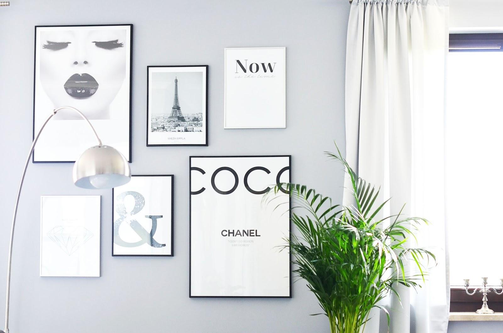 grafiki monochromatyczne | bialo czarne obrazy | postery na scianie