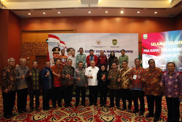 Ketua APPSI : Indonesia Butuh Lima Alex Noerdin