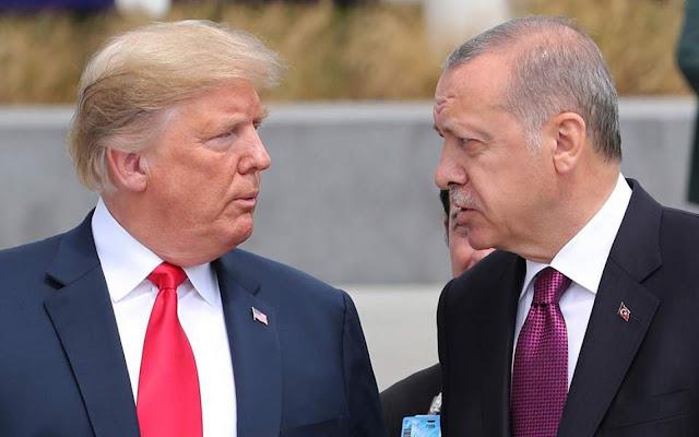 Με την Ελλάδα και την Κύπρο πιέζουν την Τουρκία οι ΗΠΑ