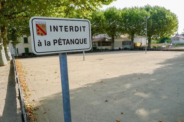 De Paris à Narbonne en vélo, pas de pétanque