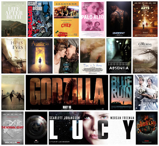What I Watched in August '14