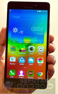 Lenovo A7000-a gagal Flashing