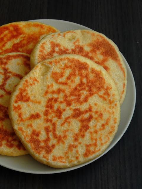 Matlou, Algerian Semolina Bread