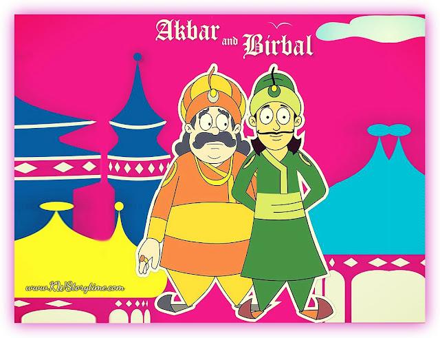 AkbarBirbal_KwStorytime