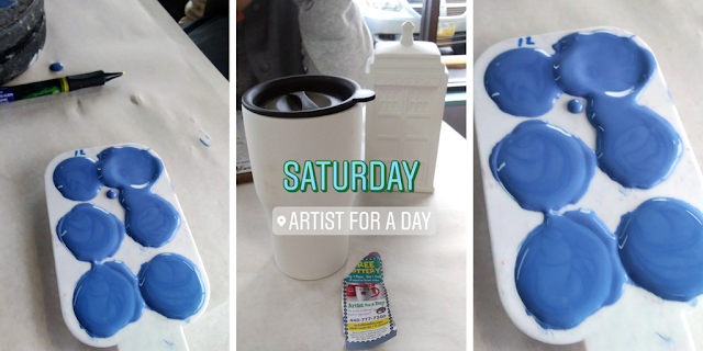 An Artist for a Day, Making Memories One Coat at a Time