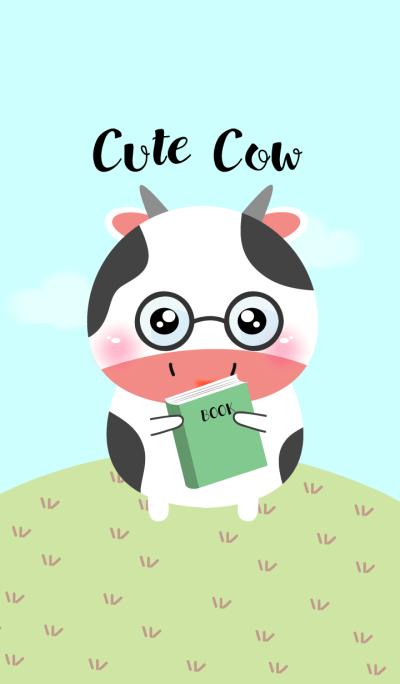 I'm cute Cow Theme