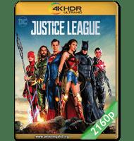 LIGA DE LA JUSTICIA (2017) 4K 2160P HDR MKV ESPAÑOL LATINO