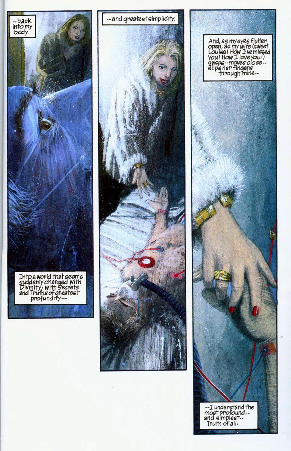 Read online Mercy comic -  Issue # Full - 60