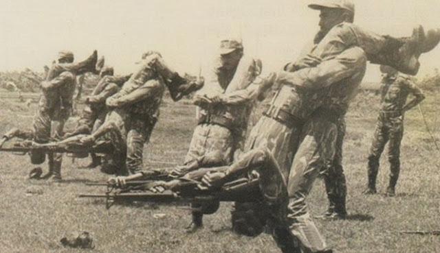 [Legendaris] Resimen Pelopor: Pasukan Elite Indonesia Lawan SAS Inggris yang Terlupakan