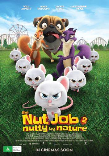 The Nut Job 2: Nutty by Nature (2017) ταινιες online seires xrysoi greek subs
