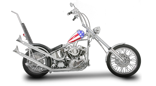 chopper motorcycle png - photo #23
