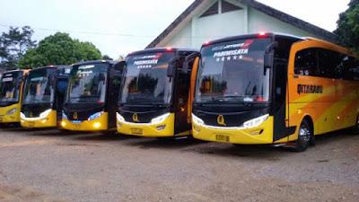 Sewa Bus Pariwisata Qitarabu Trans Bandung