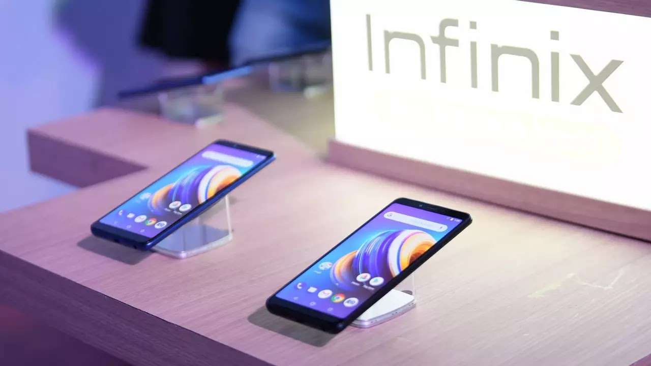 Infinix Android 9.0 Pie Update
