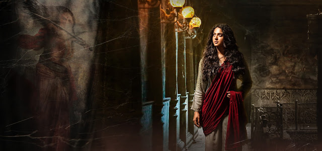 Actress Anushka Bhaagamathie Photo With Out Titles For Print Media