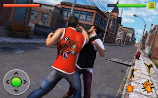 Game Angry Fighter Attack Android