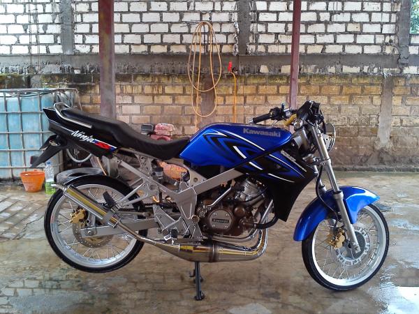 Modifikasi Motor Ninja 150SS  Modifikasi Jakarta