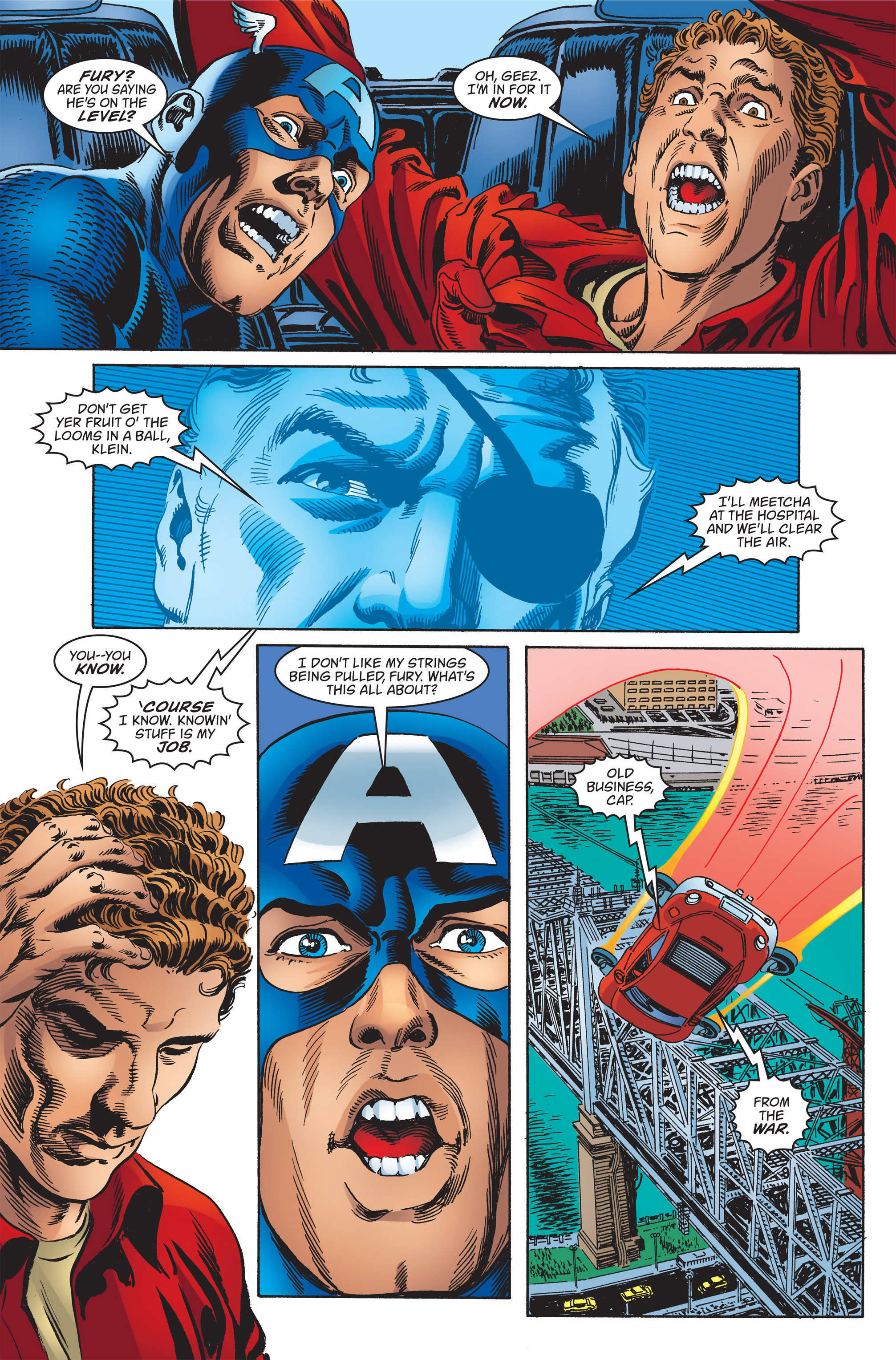 Captain America (1998) Issue #32 #38 - English 6