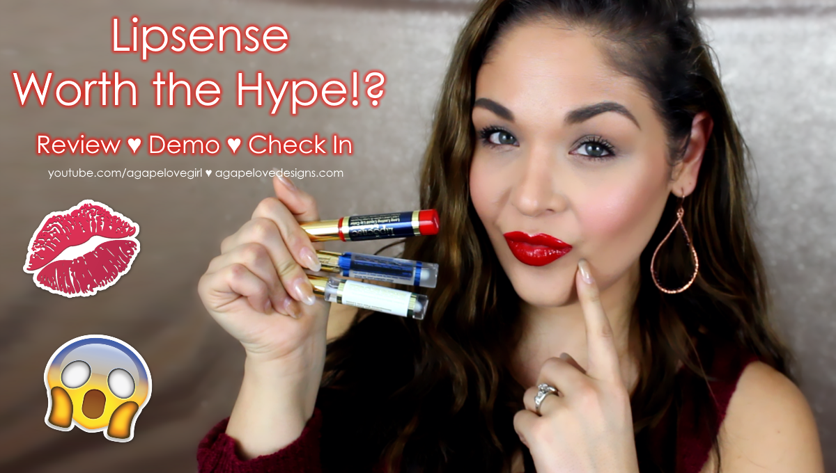 How To Apply Lipsense Hi Loves, So Today I Have A Video Review To Share