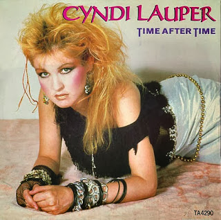Cyndi Lauper in 1984