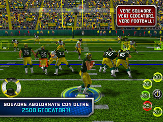 -GAME-MADDEN NFL 12 by EA SPORTS™ For iPad