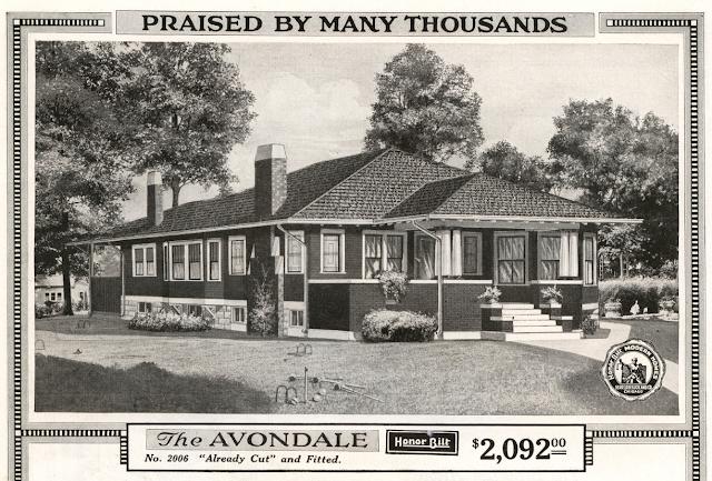 sears avondale model