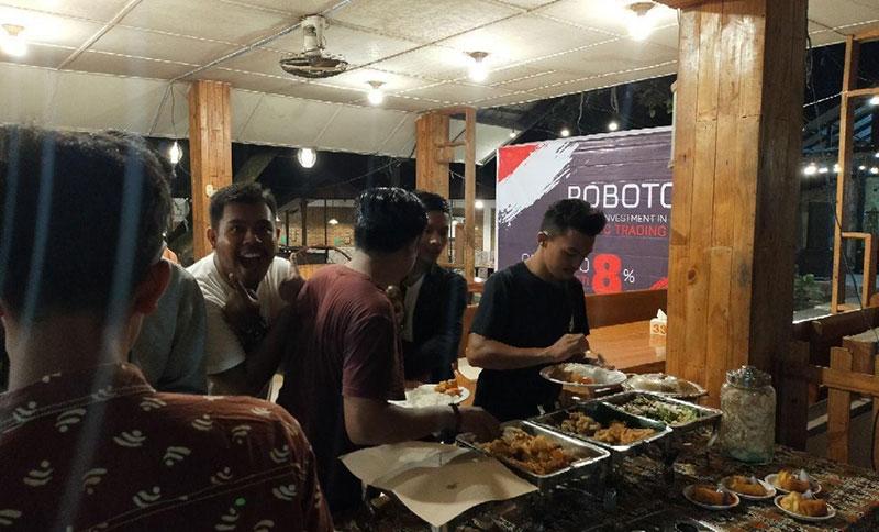 Новое мероприятие от Roboton LTD 1