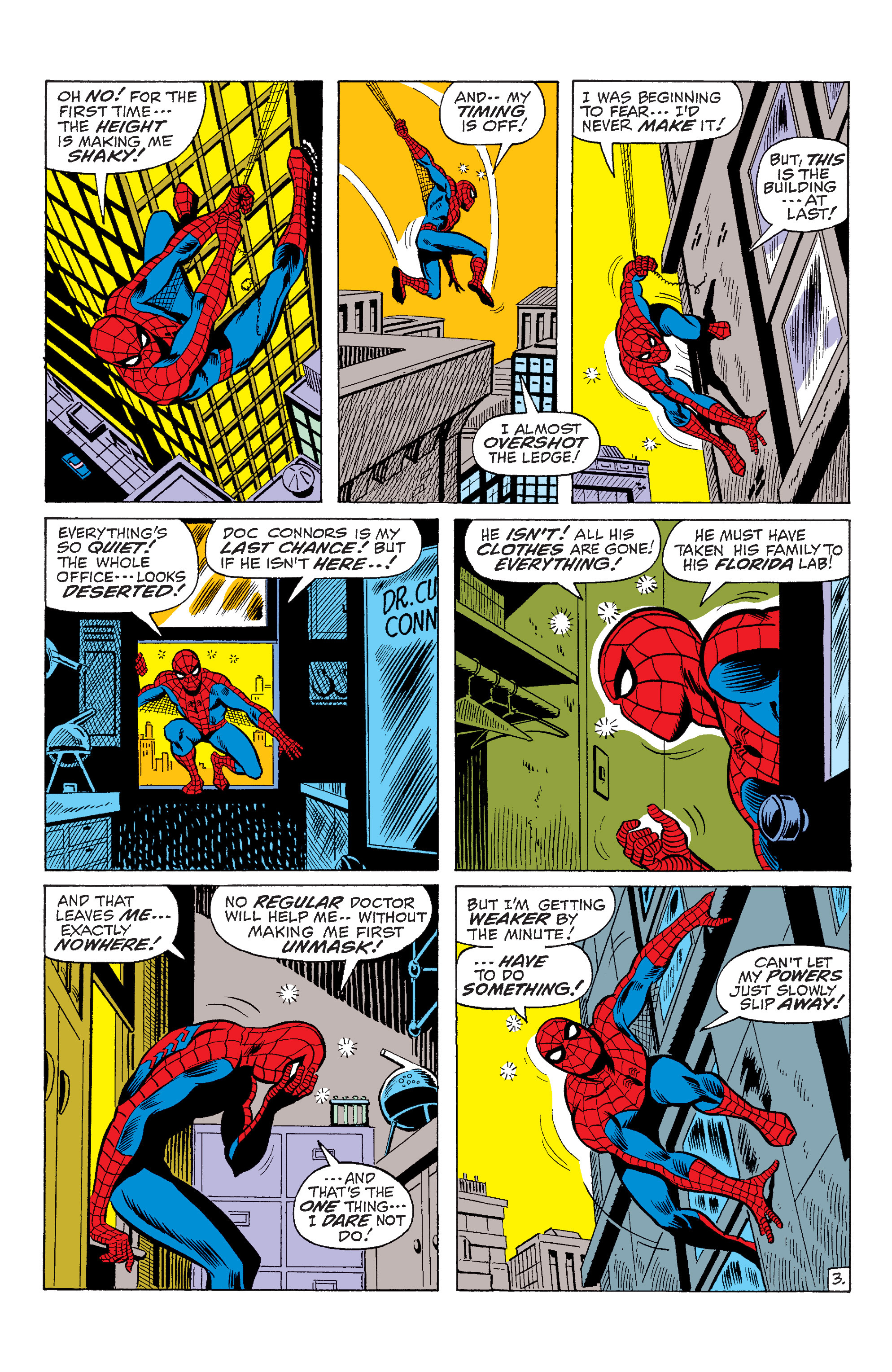 The Amazing Spider-Man (1963) 87 Page 3