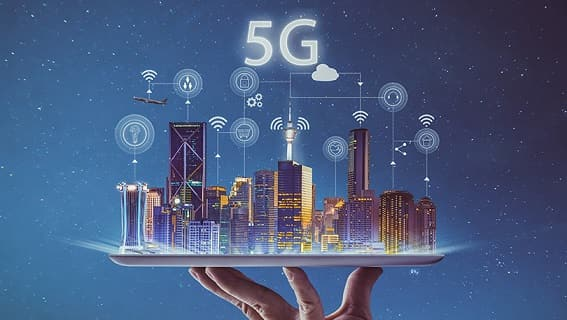 KHOBAR BECOME THE FIRST CITY TO HAVE 5G NETWORK