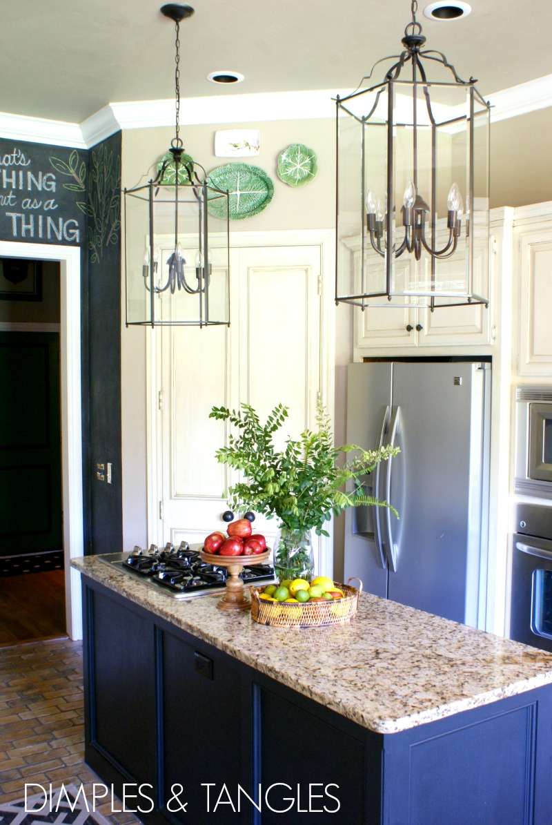 kitchen lanterns block on wheels in the dimples and tangles