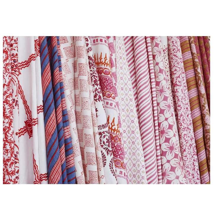 A Blind Pash Interiors John Robshaw Fabrics