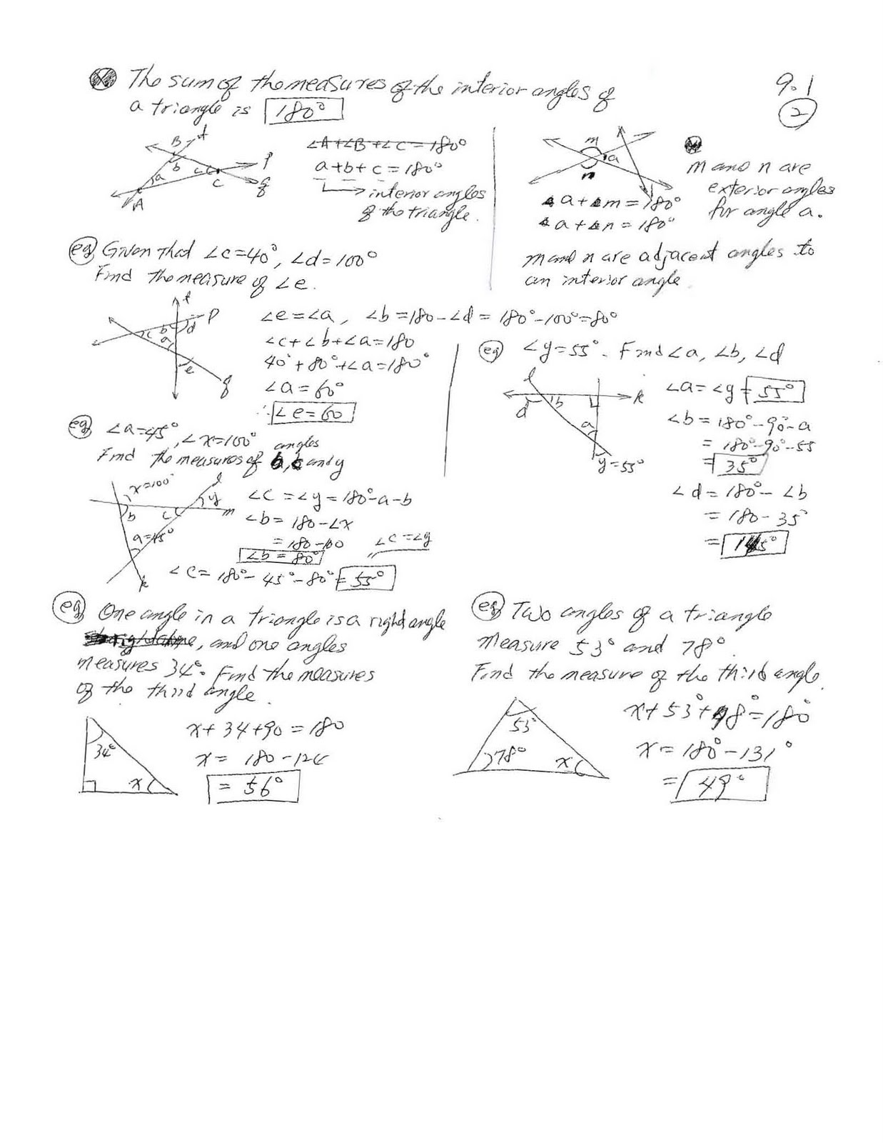 develop geometry with algebra course 2 chapter 8