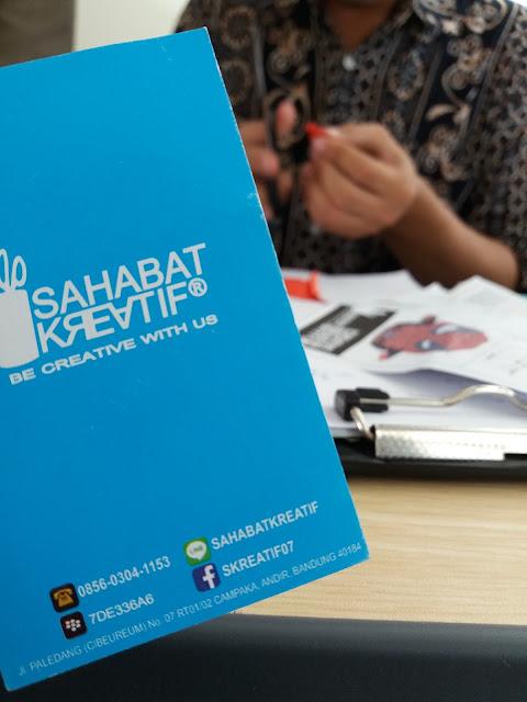 Salam Sahabat Kreatif dari Surabaya