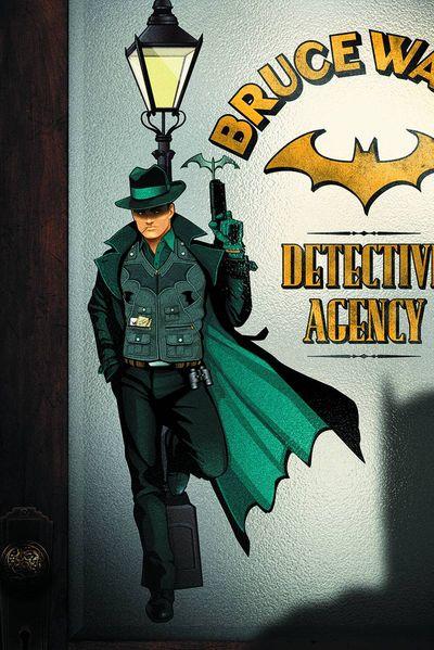 Detective Wayne - Bombshell Variant