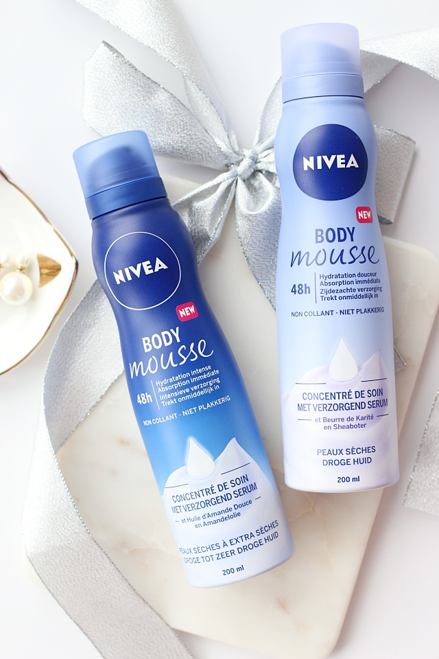 Nivea Body Mousse