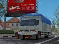 Traffic Hino Ranger Tested v1.30